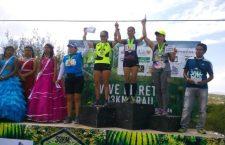 Atleta de Putla de Guerrero sube al podium del primer lugar en Puebla