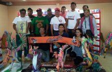 Alebrijes y el CRIT Oaxaca a favor de un futbol más familiar
