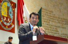 PAN no protege ni exonera a Gabino Cué, asegura Coordinador de bancada en el Congreso