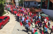 Intensifica Antorcha Campesina sus acciones de protesta