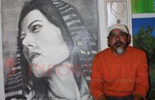 Expone Jaime Herrera Tierra y Raíces en Tlaxiaco
