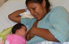 Promueven lactancia materna en la Mixteca