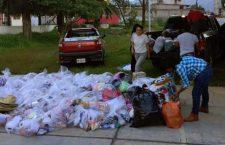 Fepade abre investigación por entrega de despensas, con fines electorales, a damnificados del Istmo por terremoto