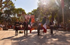 Cancelan festejos patrios y desfile, sólo realizarán actos cívicos en Huajuapan