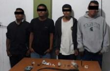 Asegurados por supuesta droga en San Marcos Arteaga