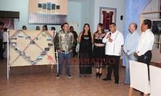 """Expone huajuapense """"Una mirada más allá de la muerte"""" por el Festival del Mole de Caderas"""