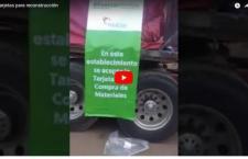 """""""¡Este Peña Nieto sí que no tiene madre!""""; lo cuestionan por negocio redondo de tarjetas y venta de materiales"""
