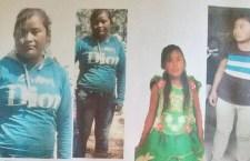 Buscan a dos hermanas originarias de Coicoyan