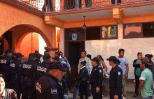 Se oponen regidores a comparecencia sobre operativo policiaco en Casa de la cultura