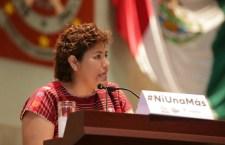Secretaría de la mujer, un elefante blanco en gobierno de Alejandro Murat: Neli Espinosa