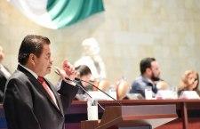 La obra pública, paralizada: PRD-Morena; sexenio de Murat, el de la Infraestructura: PRI