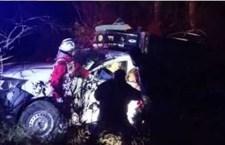 Deja dos lesionados volcadura en Yosocuta