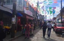 Crece el ambulantaje en Huajuapan