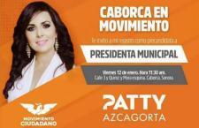 MC condena violencia política contra precandidata