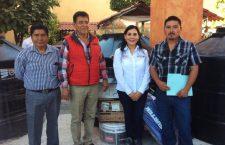 Otorgan recursos del Fondo de Apoyo para Migrantes de la Mixteca