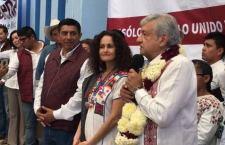 Susana Harp y Salomon Jara, oficiales candidatos al Senado por Morena; Oswaldo firme en la capital