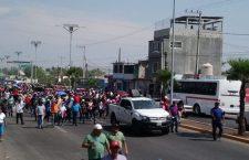 En pleno proceso electoral, S-22 y Organizaciones protestan y amagan con paro el 15 de mayo