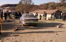 Matan a suplente de agente en San Martín Peras