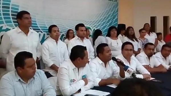 Postula PANAL a ediles acusados de desvíos de recursos, desacatos judiciales y de compra ilegal de predios