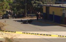 Van 13 muertos por tintes políticos en Oaxaca, durante el proceso electoral
