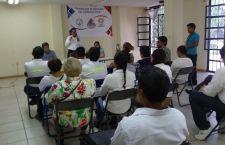 """En """"Diálogos por la Democracia"""", Nájera se compromete con empresarios y ciudadanos"""
