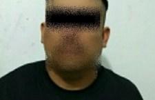 Aseguran a presunto robacarros de Silacayoápam