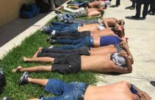 Detienen en Chiapas a presunta célula del cartel Jalisco Nueva Generación (CJNG)