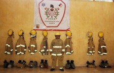 Enamorados de dar lo mejor de sí, bomberos de Huajuapan