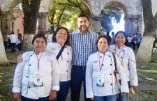 Tlaxiaqueñas, primer lugar en concurso nacional gastronómico