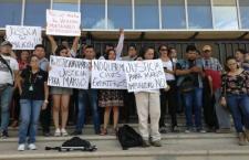 Periodistas exigen detención de autores intelectuales del asesinato de Mario Gómez