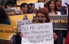 Acoso sexual callejero y en transporte público se sancionará hasta con 3 años de cárcel en Oaxaca