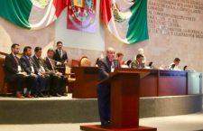 Oaxaca forma parte de Pacto Federal y apoyara modelo educativo de AMLO: FAV