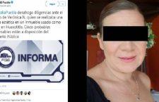 Presentan a cinco médicos y enfermeras por el caso de Claudia Verónica, la poblana fallecida durante una liposucción