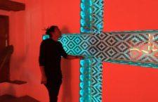 Inaugura Sabino Guisu exposición ZapotecDeathPoems inspirada en culturas prehispánicas y la profana modernidad