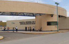 Logran cese de directivos en Hospital de Especialidades