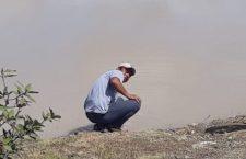 Lluvia desborda presa de la minera Cuzcatlán y contamina afluente del Río del Coyote en Magdalena Ocotlán