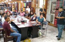 Se apoyará a 17 proyectos de la Mixteca a través del PACMyC
