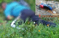 Matan a profesor triqui de dos disparos en la cabeza