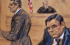 """El día 1 del juicio a """"El Chapo"""" no sólo salpica a EPN y Calderón: exhibe a la DEA como corrupta"""