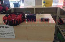 Amenaza de bomba provoca desalojo de la tienda Coppel en Juxtlahuaca