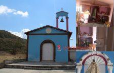 Roban cáliz de oro y reliquias de iglesia en Huajuapan