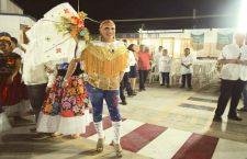 Con la Vela Muxe, resurgen las fiestas  tradicionales de Juchitán después del terremoto del 2017
