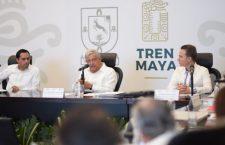 La consulta del Tren Maya será el 24 y 25 de noviembre; se inicia la construcción el 17 de diciembre: AMLO