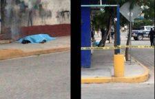 Ejecutan a joven en plena calle de Tehuacán