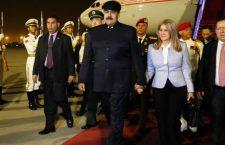 Magistrado venezolano solicita a la PGR que detenga a Nicolás Maduro cuando arribe a México