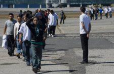 Migrantes repatriados reciben recursos para proyectos