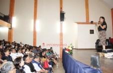 En Huajuapan, se habló Del amor y otras violencias
