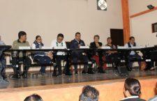 Asegura edil de Huajuapan que dejará 98 % de obras terminadas
