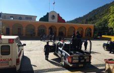 Santa María Yucuhiti, único municipio para responder a contingencias en Oaxaca: CEPCO