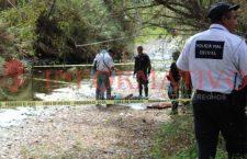 Encuentran sin vida a hombre en río de Huajuapan